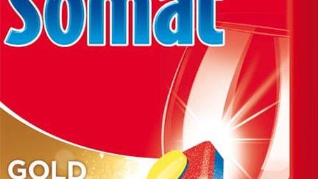 SOMAT Gold tablety Lemon 60 ks – na automatické mytí nádobí