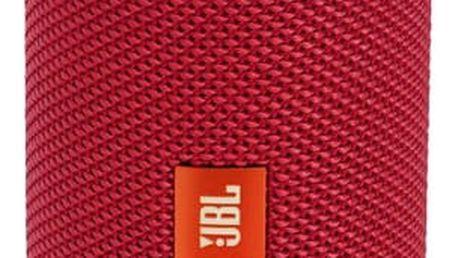 JBL Flip4, červená - 6925281922435