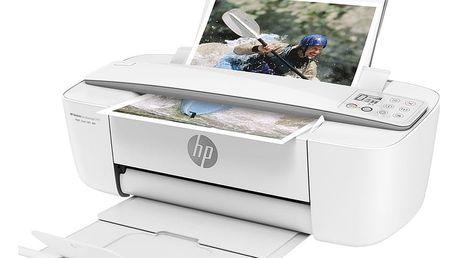 HP Deskjet Ink Advantage 3775 - T8W42C + HP Foto papír Advanced Glossy Q8692A, 10x15, 100 ks, 250g/m2, lesklý v cene 249 Kč + Herní podložka pod myš myš A4tech X7-300MP (v ceně 159,-) + Herní podložka pod myš A4tech Bloody B-072 (v ceně 199,-)