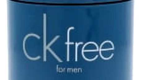 Calvin Klein CK Free For Men 75 ml deodorant deostick pro muže