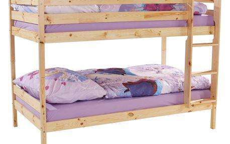 Patrová postel yakari, 97/140/207 cm