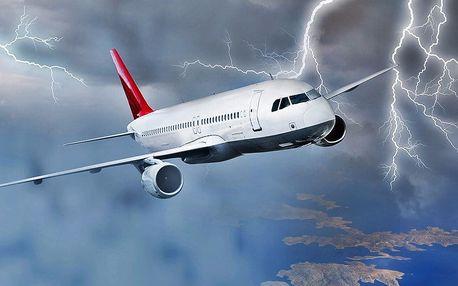 Napínavá úniková hra v kokpitu letadla