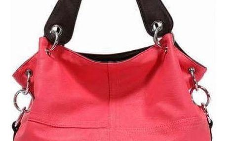 Dámská kabelka pro každodenní nošení - Růžová