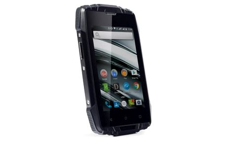 Mobilní telefon myPhone HAMMER IRON 2 Dual SIM (TELMYAHIRON2BK) černý SIM s kreditem T-Mobile 200Kč Twist Online Internet (zdarma)Software F-Secure SAFE 6 měsíců pro 3 zařízení (zdarma) + Doprava zdarma