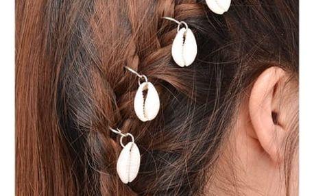 Ozdobné kroužky do vlasů