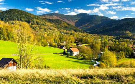 Podzimní pobyt s polopenzí pro 2 os. v Beskydech