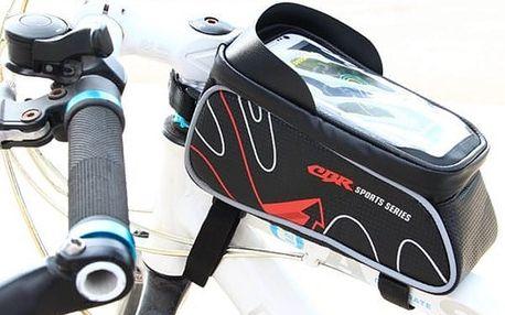 Cyklistické pouzdro na mobilní telefony s reflexními prvky