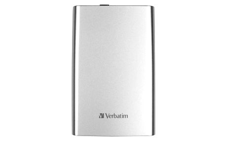 Verbatim Store 'n' Go 1TB (53071) stříbrný