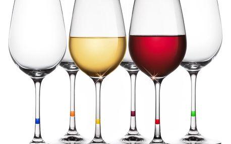 Tescoma Sklenice na víno UNO VINO 350 ml, 6 ks