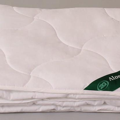 Přikrývka Aloe Vera extra tenká 135x200