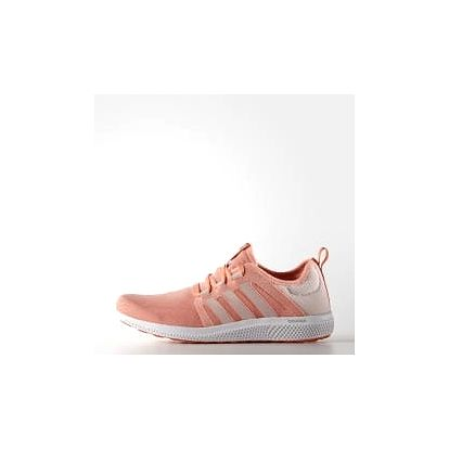 Dámské běžecké boty adidas cc fresh bounce w 38 SUNGLOW/HALOPINK/SUPEORANG