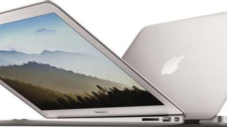 Apple MacBook Air 13, stříbrná - 2017 - MQD42CZ/A