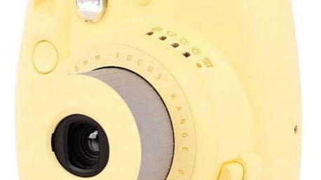 Fujifilm Instax MINI 8, žlutá - 16273180