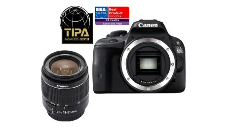 Canon EOS 100D + 18-55mm DC III - 8576B033