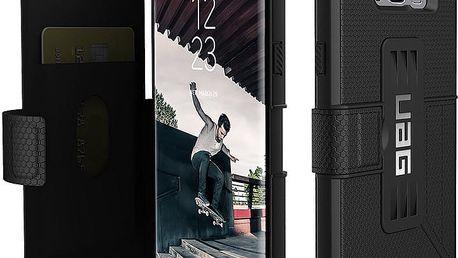 UAG metropolis case Black, black - Samsung Galaxy S8+ - GLXS8PLS-E-BK