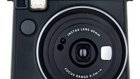 Digitální fotoaparát Fuji Instax mini 70 černý + Doprava zdarma