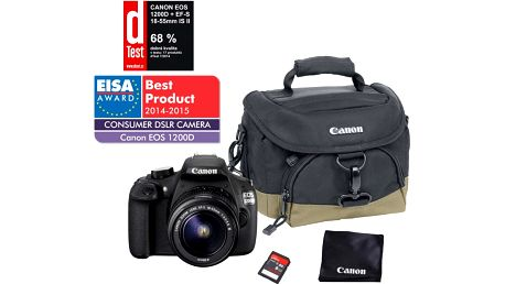 Canon EOS 1200D + 18-55 DC III Value UP Kit - 9127B077