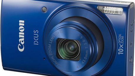 Canon IXUS 190, modrá - 1800C001