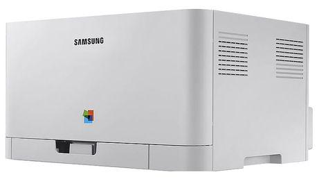 Samsung SL-C430 - SL-C430/SEE + HD USB Samsung FIT MUF-16BA, USB 3.0, 16GB v hodnotě 259,- zdarma k SAMSUNG