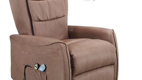 Relaxační TV křeslo FM-519 LM