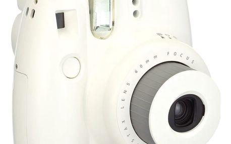 Fujifilm Instax MINI 8, bílá - 16427688/16273142
