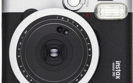 Fujifilm Instax Mini 90 Instant Camera NC EX D, černá - 16404583