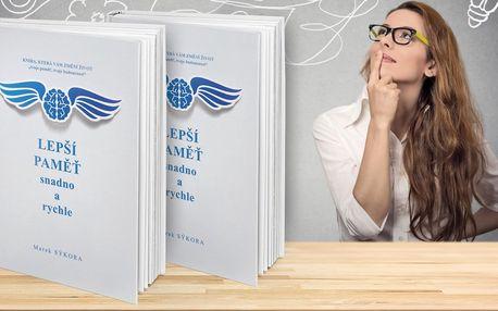 Lepší paměť snadno a rychle – kniha