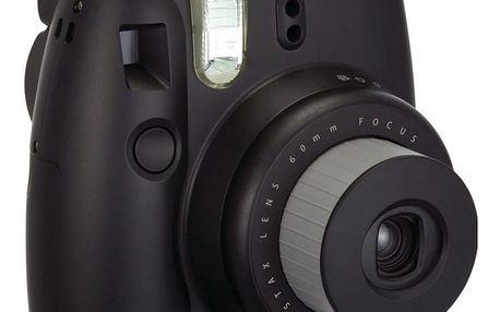 Fujifilm Instax MINI 8, černá - 16427690