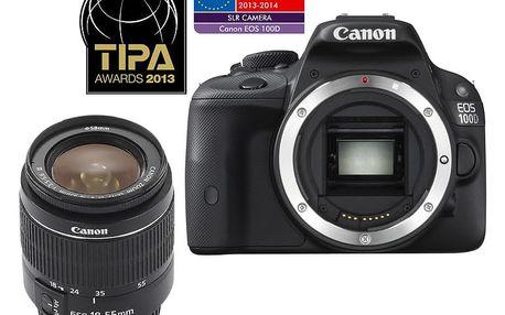 Canon EOS 100D + 18-55mm DC III - 8576B033