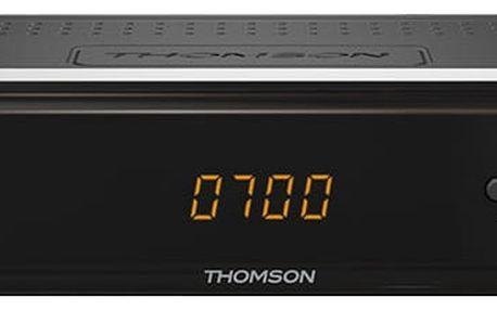 Thomson THT 712, DVB-T2, černý - THT712