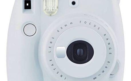 Digitální fotoaparát Fuji Instax mini 9 bílý + Doprava zdarma