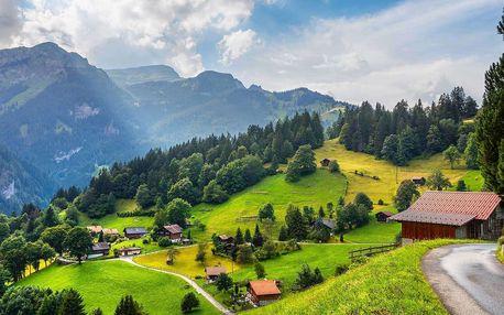 Léto v rakouských Alpách s polopenzí a wellness
