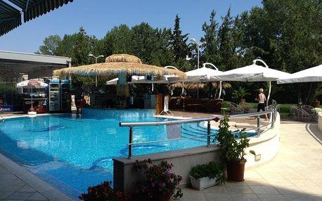 Bulharsko - Slunečné Pobřeží na 8 dní, plná penze nebo polopenze s dopravou letecky z Prahy