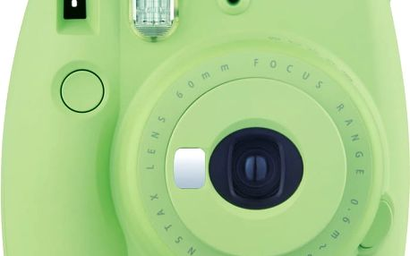 Fujifilm Instax MINI 9, zelená - 16550708