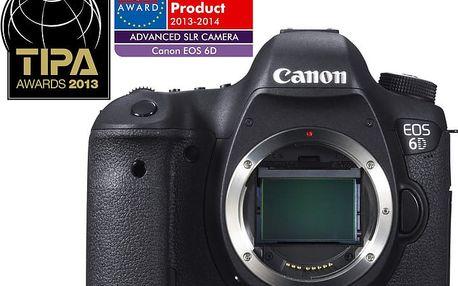Canon EOS 6D - tělo - 8035B036