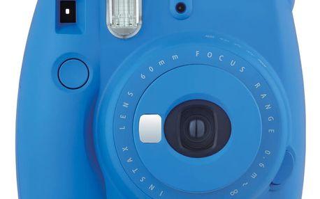 Fujifilm Instax MINI 9, modrá - 16550564