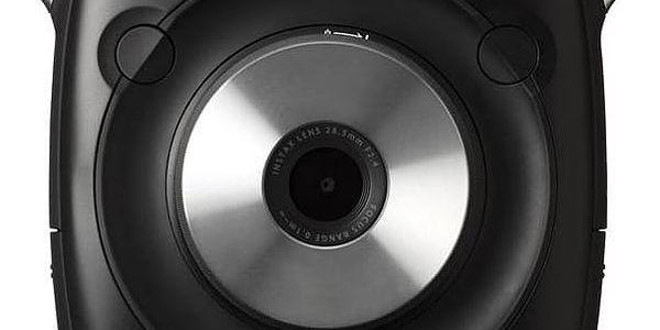 Digitální fotoaparát Fuji Instax Square SQ10 černý + Doprava zdarma