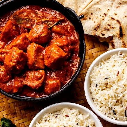 Okořeňte si život: Indické menu pro 2 gurmány