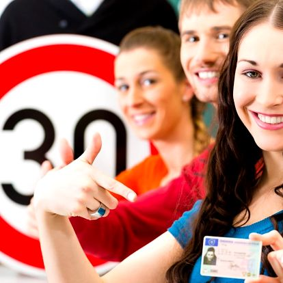 Řidičský průkaz skupiny B - rezervace kurzu