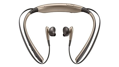 Samsung Bluetooth sluchátka LEVEL U, Gold - EO-BG920BFEGWW
