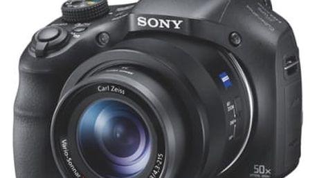 Digitální fotoaparát Sony DSC-HX400V černý