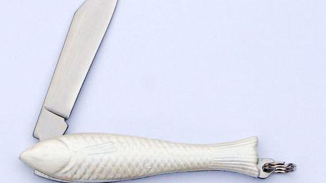 Slonovinový český nožík rybička