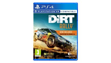 Hra Codemasters DiRT Rally VR (4020628813673)