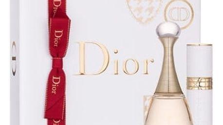 Christian Dior J´adore dárková kazeta pro ženy parfémovaná voda 100 ml + parfémovaná voda naplnitelný travel spray 7,5 ml