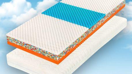 Robustní matrace s Visco pěnou a kokosovou deskou