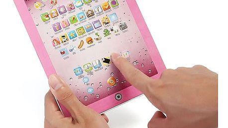 Interaktivní tablet - výuka angličtiny