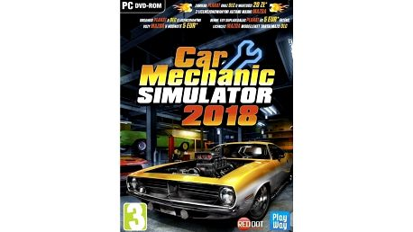 Car Mechanic Simulator 2018 (PC) - PC