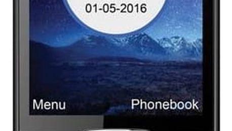 Mobilní telefon MaxCom Classic MM320 Single Sim (MM320BKSS) černý