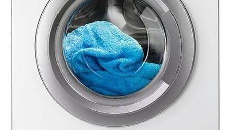 Automatická pračka Electrolux EWS1254SDU bílá + Doprava zdarma