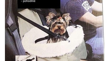 Autosedačka pro psy a kočky